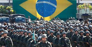 10 Negara Dengan Kekuatan Militer Terhebat Di Dunia