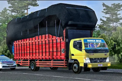 Mod Truck Mitsubishi Canter HDL Gayor v2 By Vicky86 Project