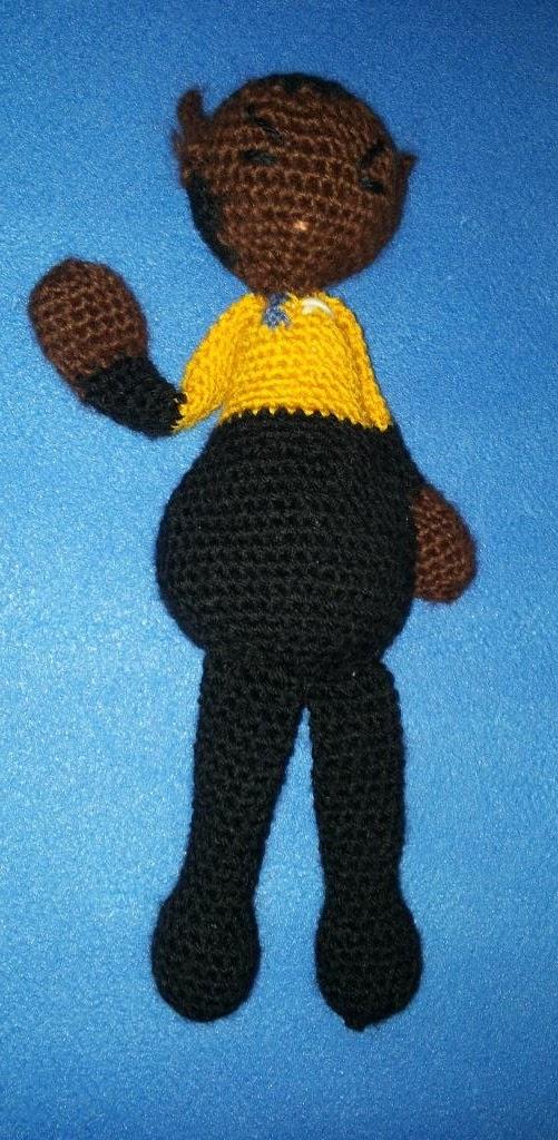 Amigurumi Star Trek : Crochet Uncinetto: Amigurumi e altro