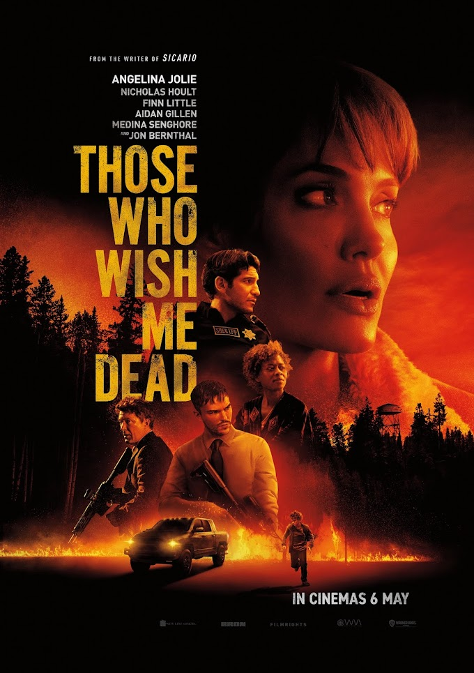 Review Filem Those Who Wish Me Dead