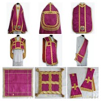 New Vestments by Fiducia Tantum