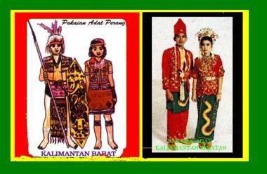 Lagu Daerah Kalimantan Selatan Rumah Adat Baju Adat Lengkap