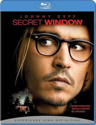 Secret Window (2004) 480p 300MB Blu-Ray Hindi Dubbed Dual Audio [Hindi – English] MKV