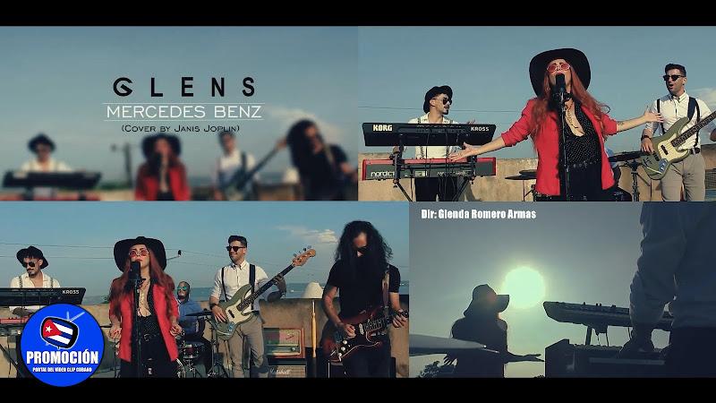 GLENS - ¨Mercedes Benz¨ (Janis Joplin) - Videoclip - Directora: Glenda Romero Armas. Portal Del Vídeo Clip Cubano. Música cubana. Rock. Cuba.
