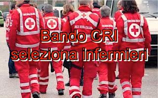 Infermieri libero professionisti in Croce Rossa Italiana - adessolavoro.com