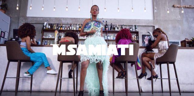 New VIDEO | Msamiati Ft Ben Pol - Macho Kodo | Mp4 Download
