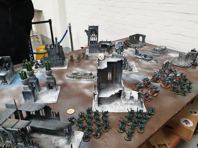 Fortis 2 Horus Heresy Event Wayland Games