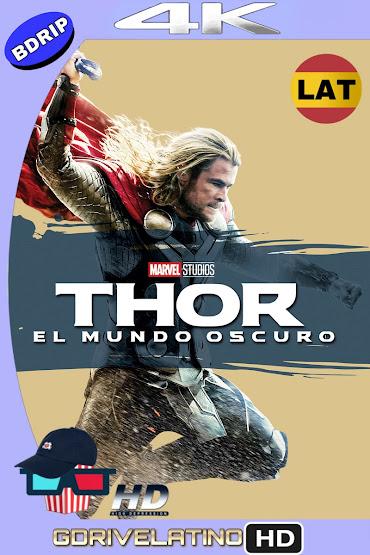Thor: Un Mundo Oscuro (2013) BDRip 4K HDR Latino-Ingles MKV