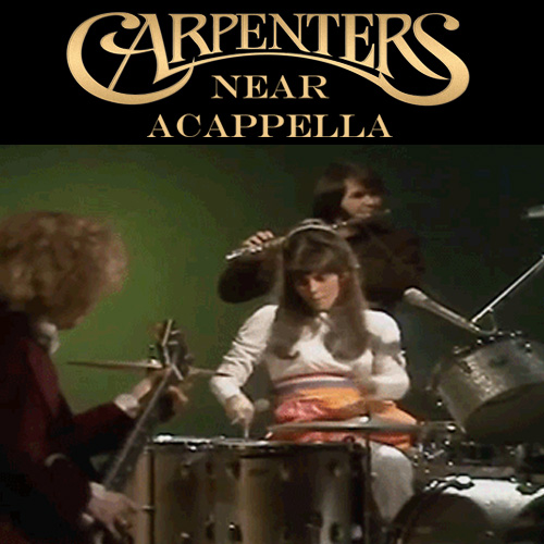 Albums That Should Exist: The Carpenters - Near Acappella