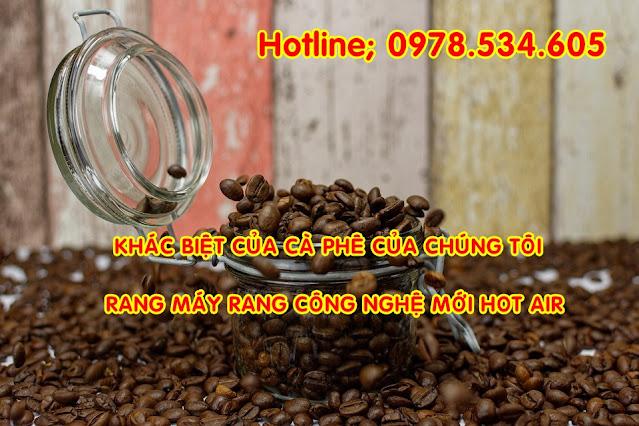 CAFE RANG CÔNG NGHỆ MỚI HOT AIR
