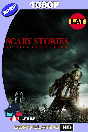 Historias de Miedo para Contar en la Oscuridad (2019) BDRip 1080p Latino-Ingles MKV