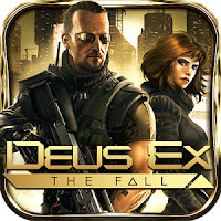 Deus EX The Fall APk Full Free ANdroid