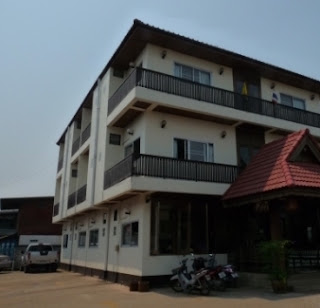 Mae nam Kong Hotel in Bueang Kan, North-East Thailand