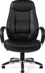 Leather Ergonomic Office Chair