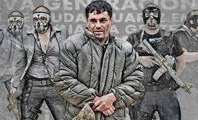 """Trabaje para El Chapo Guzmán, ganaba 15 mil pesos por cortar """"cabezas"""" mi trabajjo comenzaba cuando sonaba el celular"""