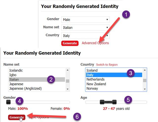 generatore-identità-random