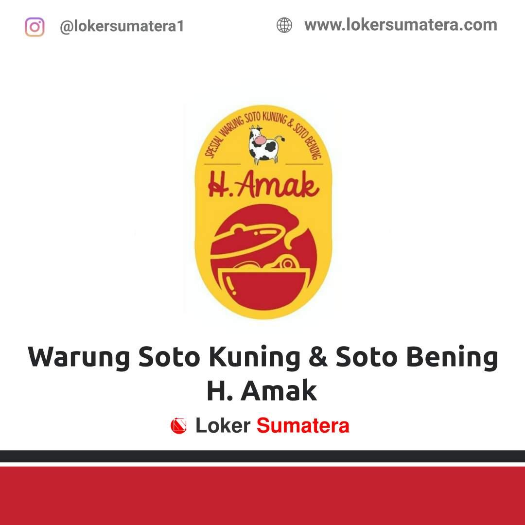 Lowongan Kerja Palembang: Warung Soto Kuning & Soto Bening Haji Amak Desember 2020