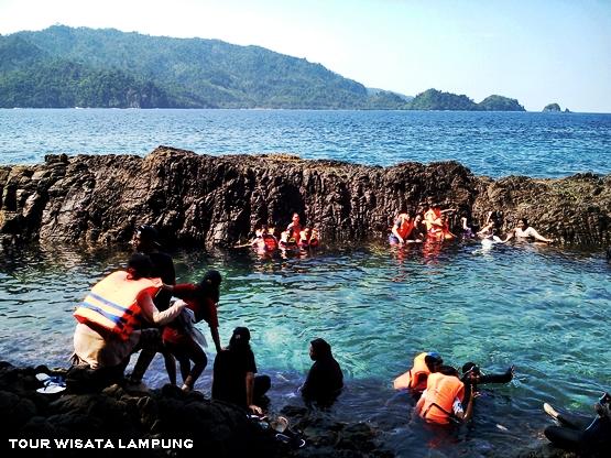 Laguna Gayau Destinasi Wisata Lampung