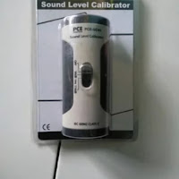 Jual Calibtor sound level meter PCE 322A