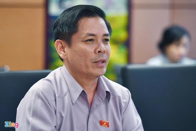 Ủy ban Thường vụ Quốc hội vừa cho Bộ trưởng Nguyễn Văn Thể thôi chức..