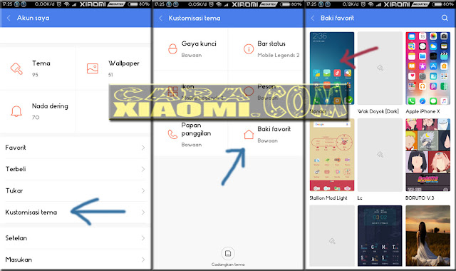 Download Tema Xiaomi Mobile Legends Mtz For MIUI Versi Terbaru