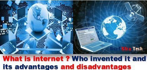 internet and its advantages