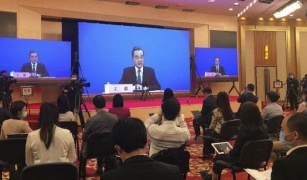 Cina e gli Stati Uniti alla vigilia della guerra fredda, dice il Ministro Wang Yi