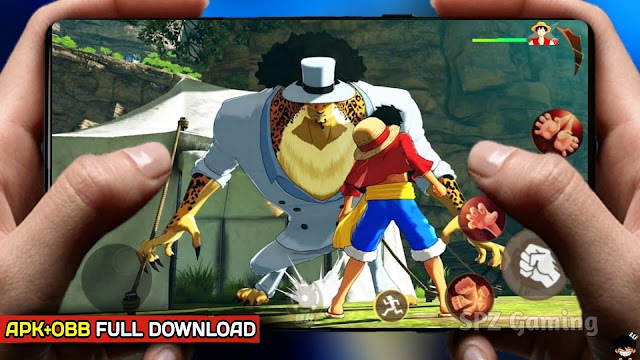 Download One Piece Fighting Path For Android & iOS Best Graphics Apk+Obb
