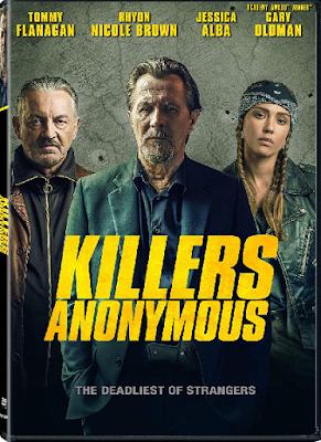 Killers Anonymous  [2019] [DVD R1] [Subtitulado]