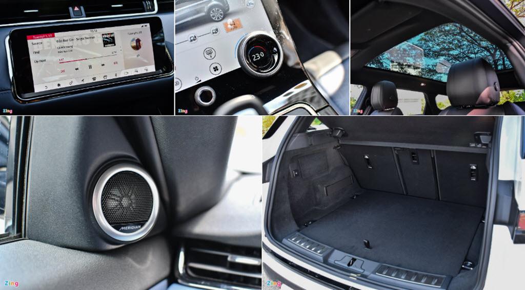 Đánh giá Range Rover Evoque - giá cao, thiết kế đẹp và nhiều công nghệ