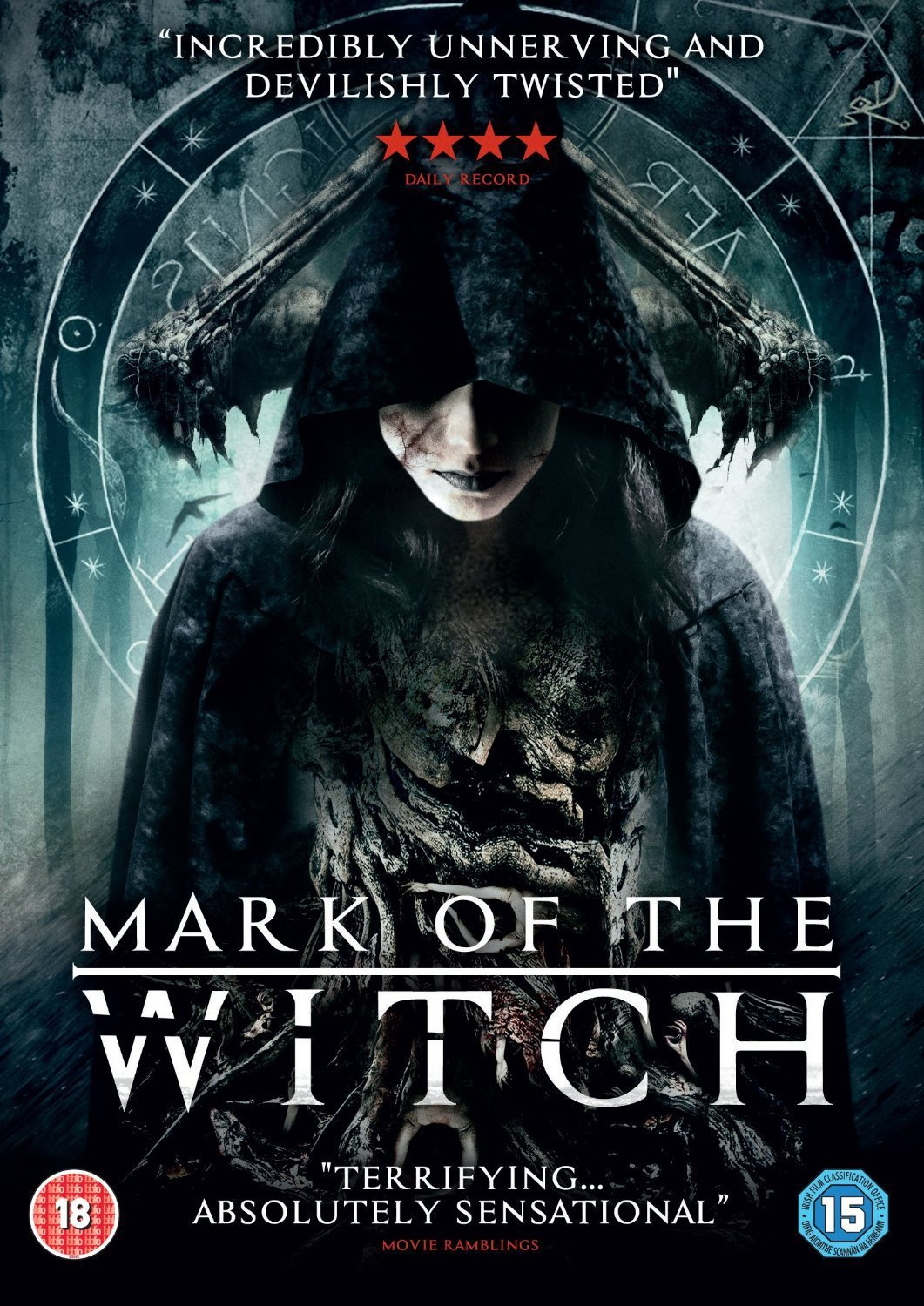 Baixar Filme Mark of the Witch HDRip Legendado