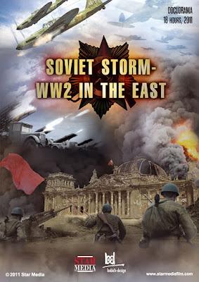 Portada documental Soviet Storm
