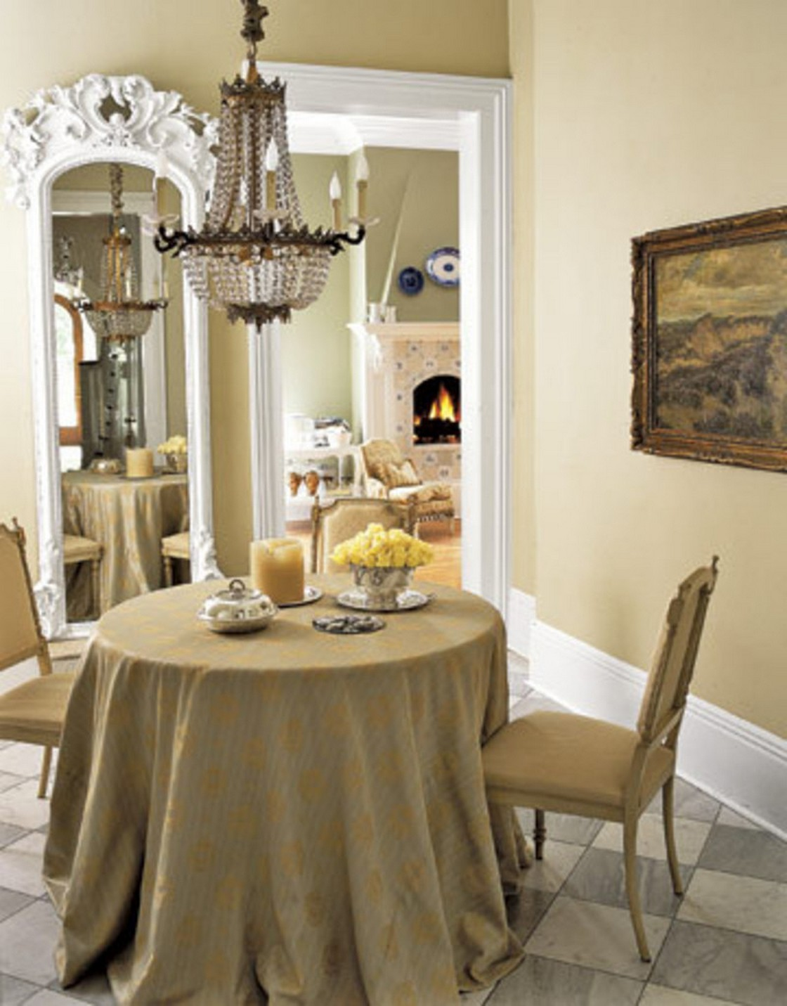 Magnificent Composition Inspiration of Dining Room You Must Know