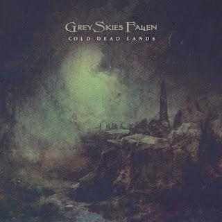 """Grey Skies Fallen - """"Cold Dead Lands"""" - 2020, Progressive Doom / Death Metal"""