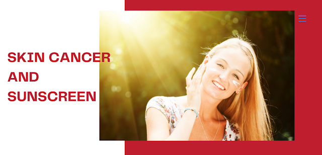 skin cancer and sunscreen