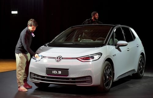 Volkswagen's latest ID.3 electric vehicle is a disappointment
