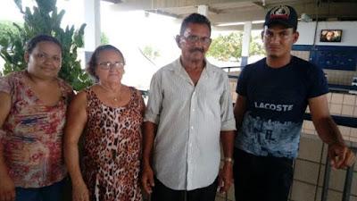 Jovem cuiteense desaparecido é encontrado em Itaporanga