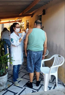Vacinação contra Influenza em Registro-SP