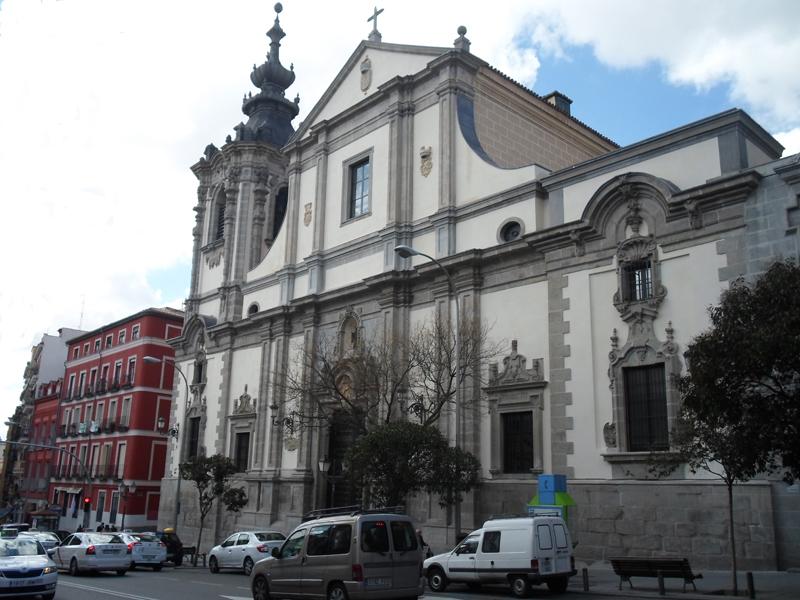 Origen de la calle y monasterio de montserrat cosas de - Calle montserrat barcelona ...