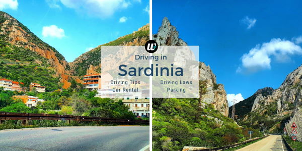 Driving in Sardinia, Italy | Road Trip, Driving Guide, Driving Tips | wayamaya