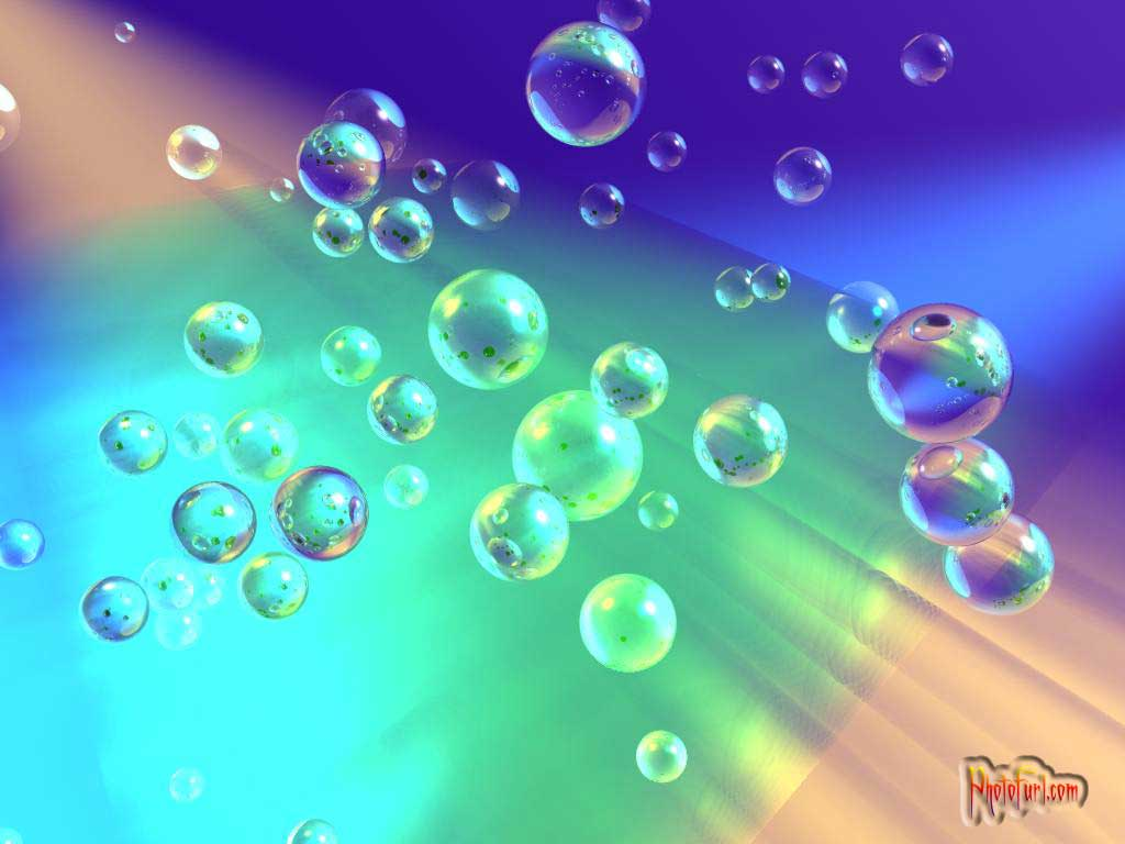 3d Bubbles Wallpaper: Mashababko: Wallpaper Buble