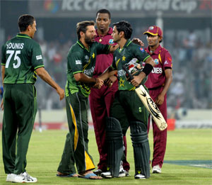 AstroSage Magazine: West Indies Vs Pakistan - 4th ODI Numerology