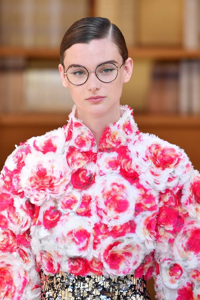 Chanel Haute Couture AW 2019,  Chanel Haute Couture AW 2019 Beauty, Chanel Beauty, Chanel Fashion Show