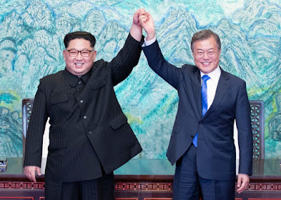 South Korea says that Kim Jong-un is healthy and spending time with family