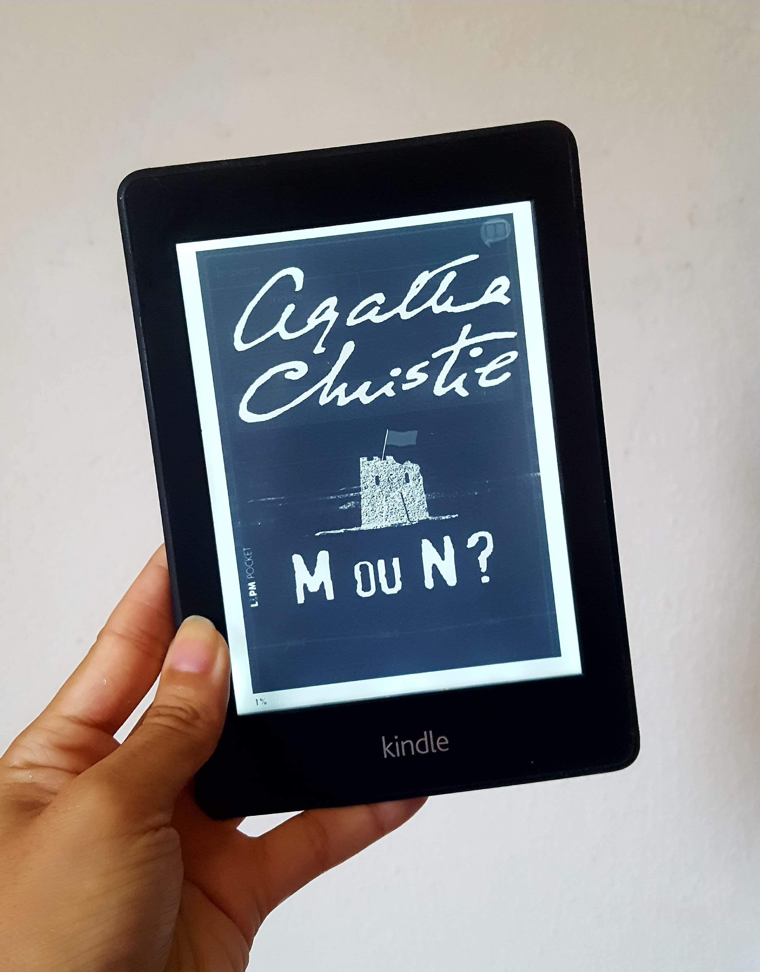 M ou N   Agatha Christie
