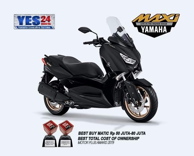 Maxi Signature Yamaha XMax250 Tahun 2020
