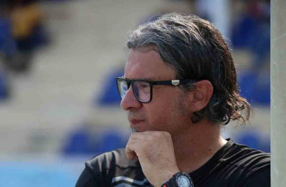 Free State Stars coach Nikola Kavazovic