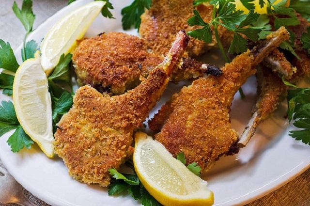 Make-a-Pan-fried-lamb-chop-house-see-video