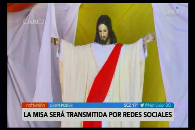 Gran Poder: Misa y procesión virtual será transmitida por redes sociales