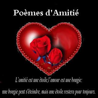 Poème Damitié Poèmes Et Textes Damour